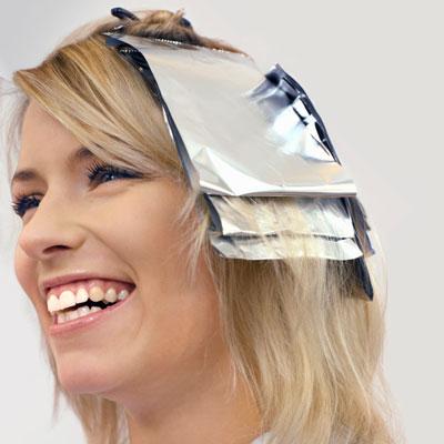 Как сделать мелирование волос в домашних условиях - фото №2