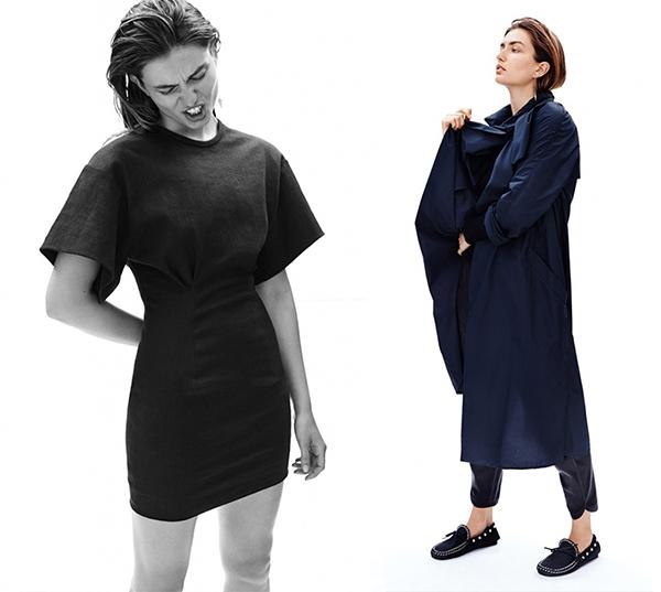 Oversize: как носить объемные вещи - фото №4
