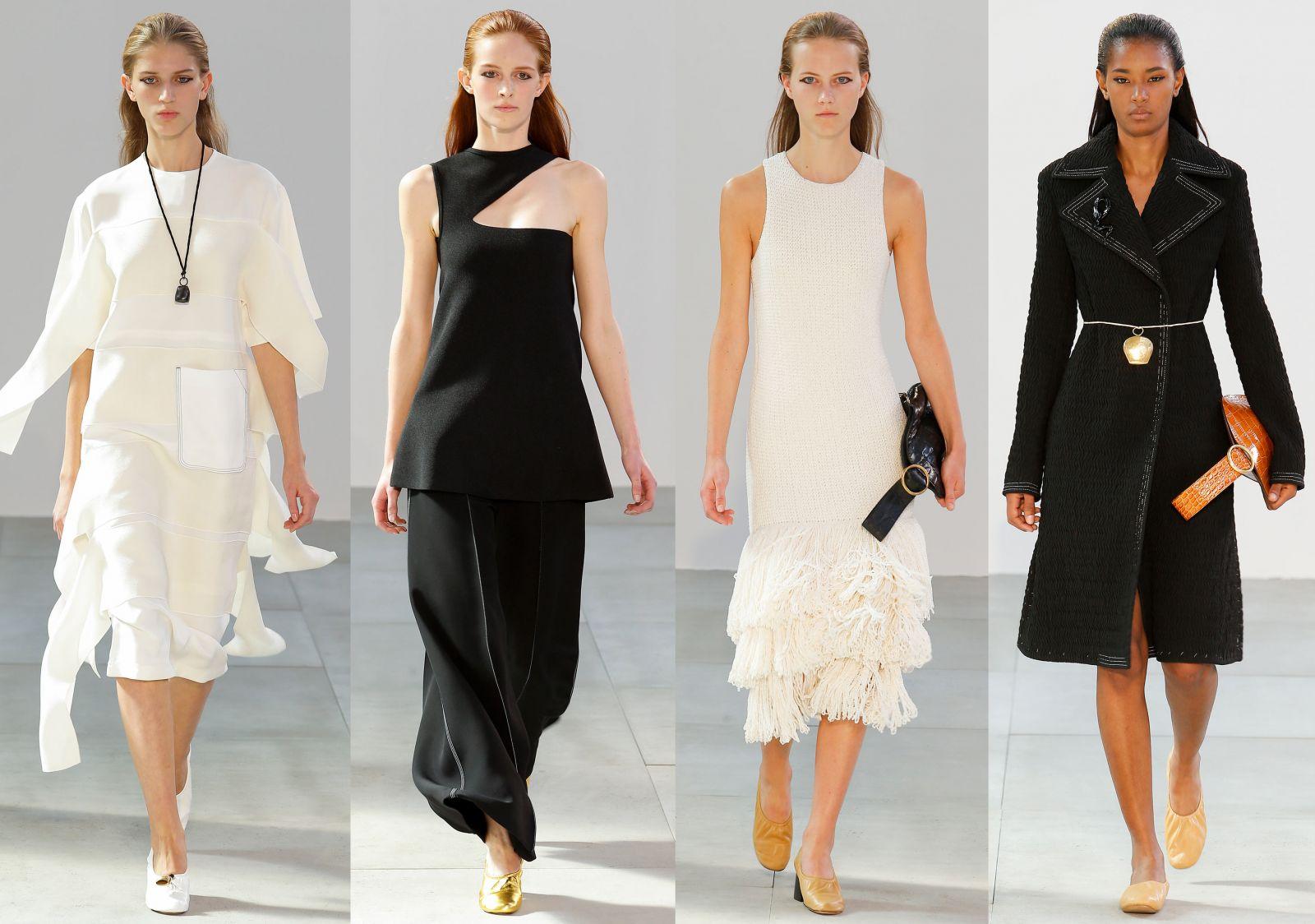 Неделя моды в Париже: Céline, весна-лето 2015 - фото №2