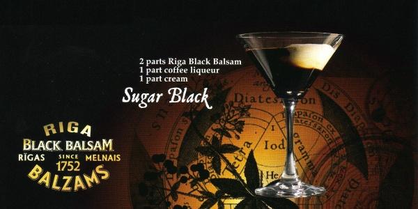 Топ 10 коктейлей с Riga Black Balsam - фото №3