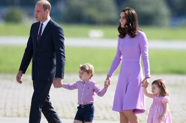 титул третьего ребенка принца уильяма и кейт миддлтон
