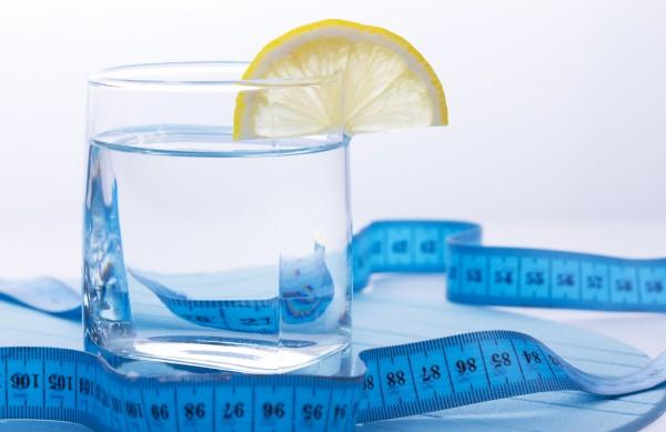 водная диета меню