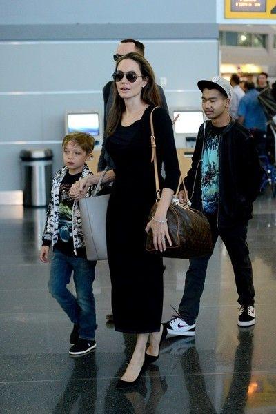 Брэд Питт и Анджелина Джоли стали общаться теплее спустя 6 месяцев вражды - фото №2