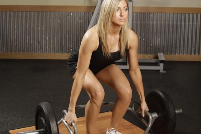 Становая тяга: как правильно делать сложное упражнение (+ВИДЕО) - фото №5