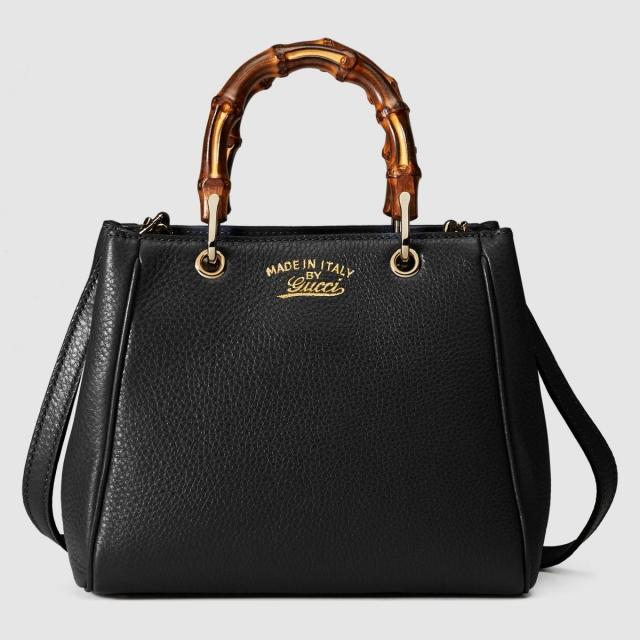 Самые известные сумки в мире Gucci Bamboo bag