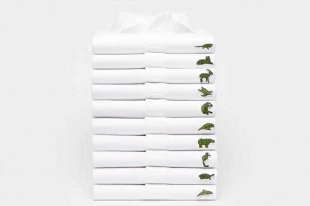 Lacoste поменяли фирменный логотип на изображения исчезающих животных - фото №1