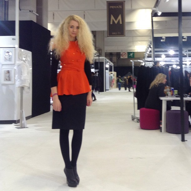 Анастасия Иванова представила новую коллекцию в Париже - фото №5