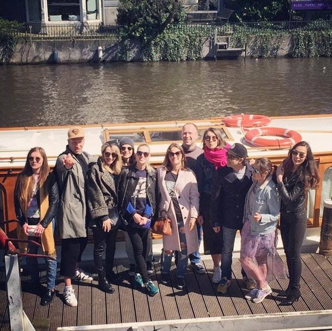 Почему Светлана Loboda и Иван Дорн оказались вместе в Амстердаме - фото №1
