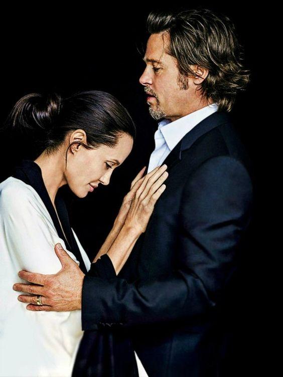 Джоли и Питт уколы красоты