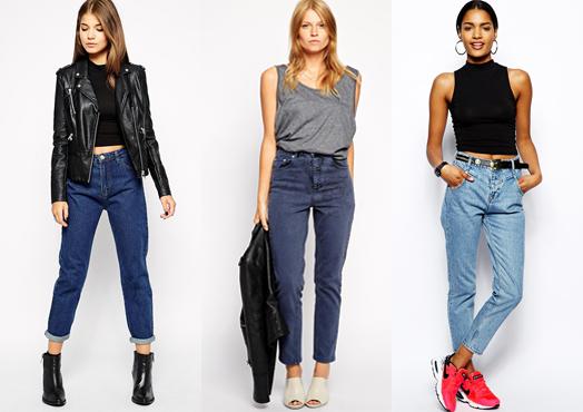 Как вернулись в моду несексуальные мом-джинсы - фото №5