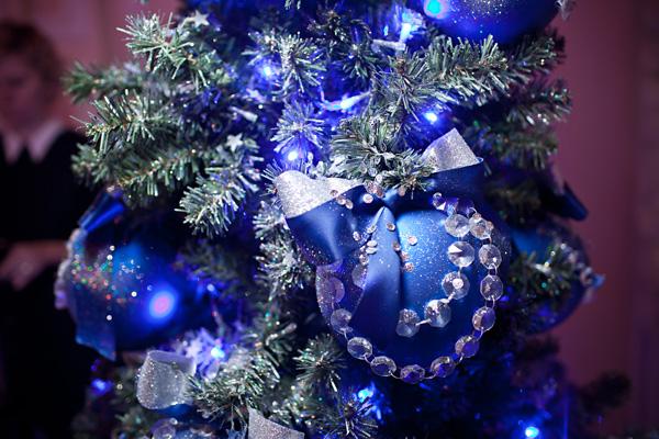 Как украсить елку на 2015 Новый год Козы - фото №1