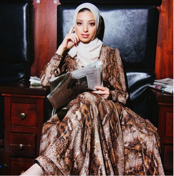 Мусульманка в хиджабе впервые появилась на обложке Playboy (ФОТО) - фото №2