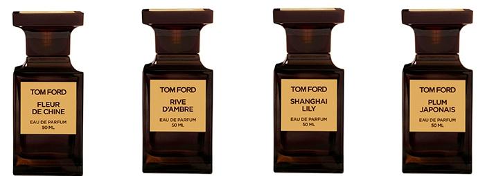 Tom Ford представит новую коллекцию ароматов Atelier d`Orient - фото №1