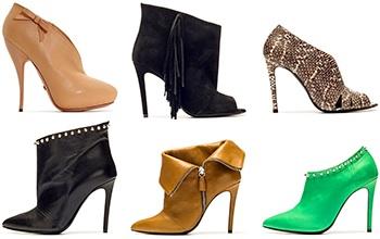 Модная обувь сезона осень-зима 2013-2014: советы дизайнера - фото №1