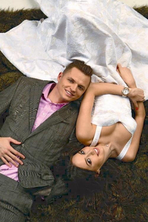 костенко и тарасов свадьба