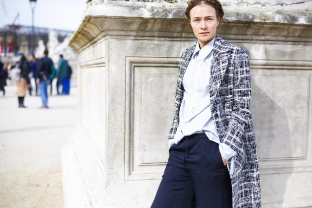 Street style с Недели моды в Париже: в чем пришли гости