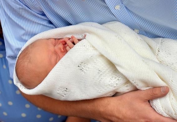 Принц Уилльям рассказал о сыне и его характере - фото №1