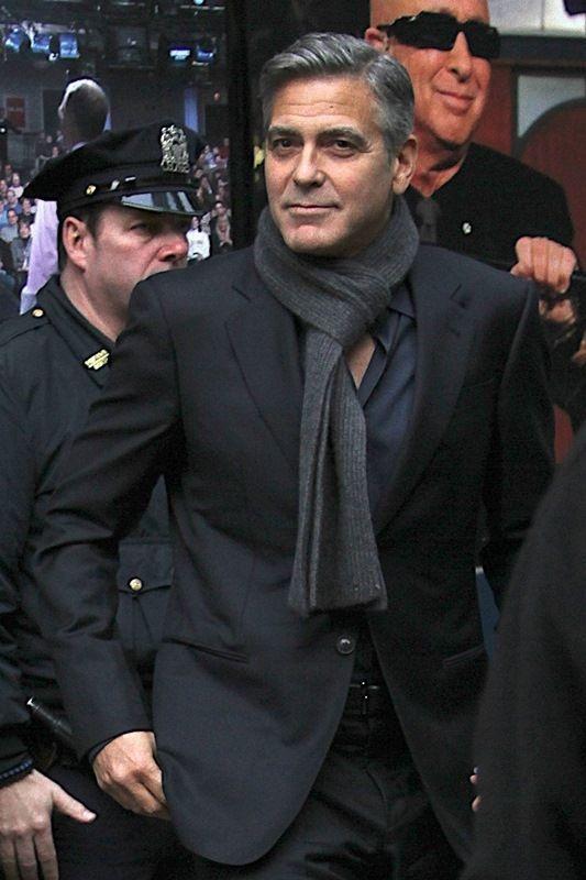 Мужчина с идеальным лицом: Джордж Клуни получил признание пластических хирургов - фото №1