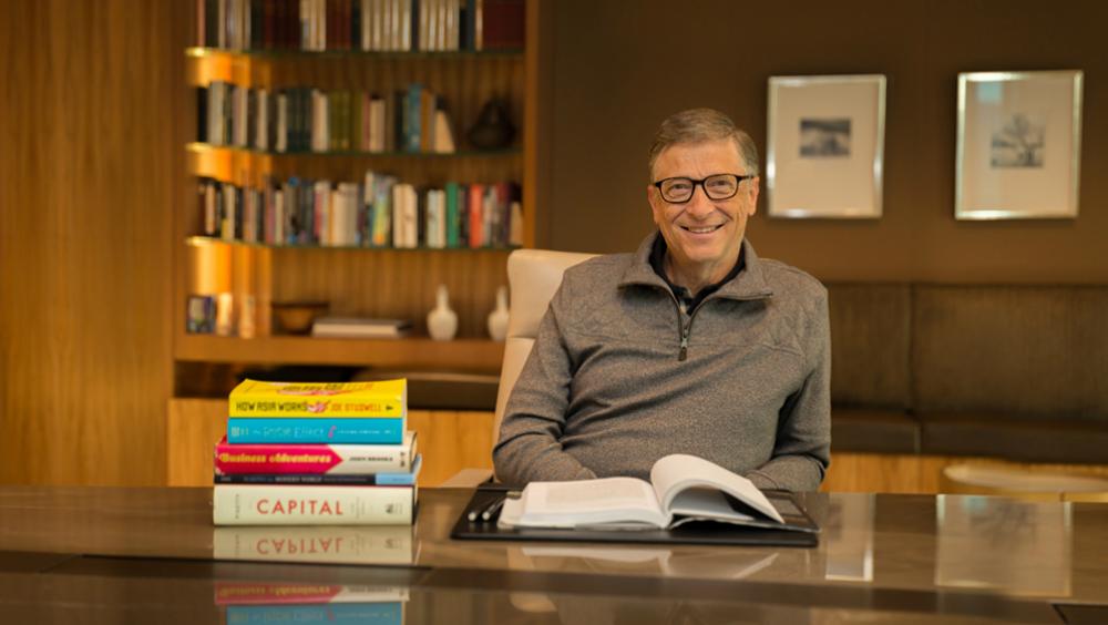 Что читает Билл Гейтс: 5 книг от миллиардера - фото №1