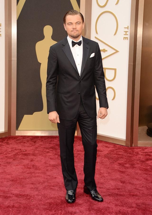 Дресс код Black Tie для мужчин 2016 леонардо Ди Каприо