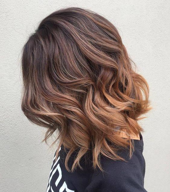 Окрашивание волос шатуш или эффект выгоревших прядей: идеальный вариант для лета - фото №1