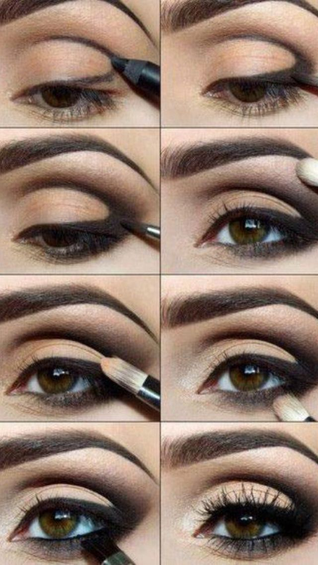 Как самостоятельно сделать макияж на свадьбу - фото №2