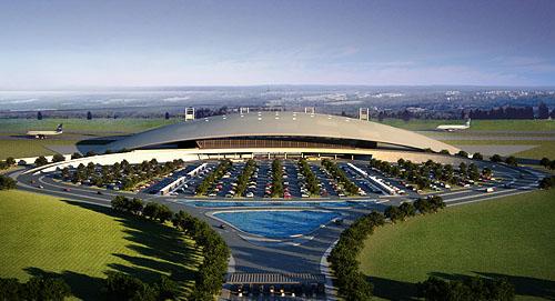Топ 10 самых красивых аэропортов мира - фото №8