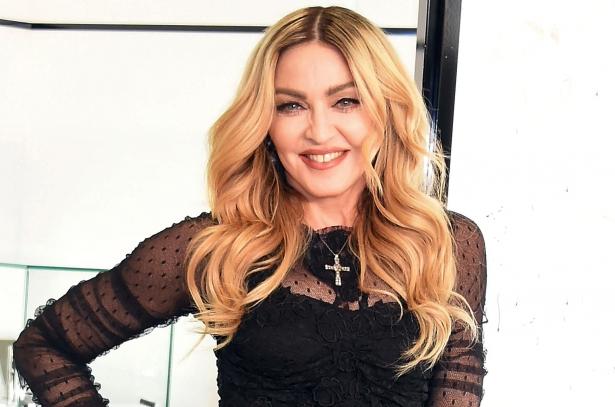 Певица Мадонна