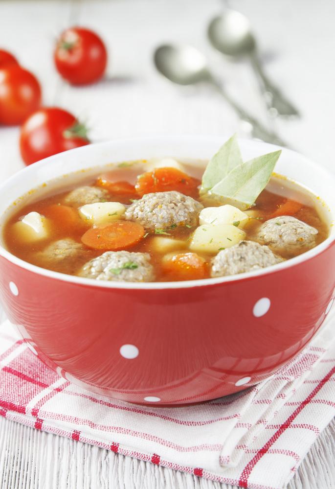 Суп с фрикадельками: диетический рецепт для тех, кто устал от вредной пищи - фото №3