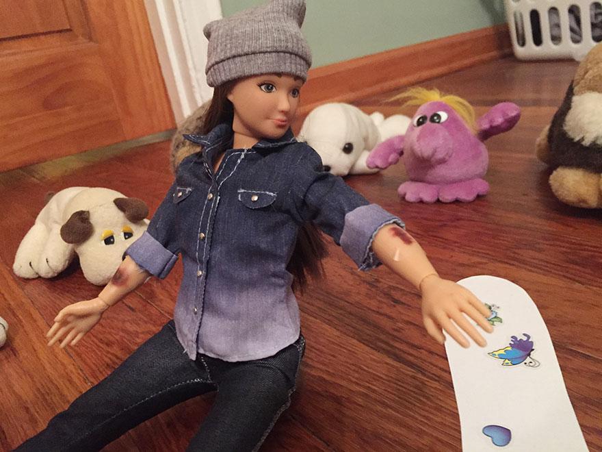 Как изменились идеалы красоты: прыщавая Барби с целлюлитом - фото №3
