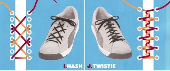 Как можно оригинально завязать шнурки на кроссовках: практические советы (фото и видео) - фото №5