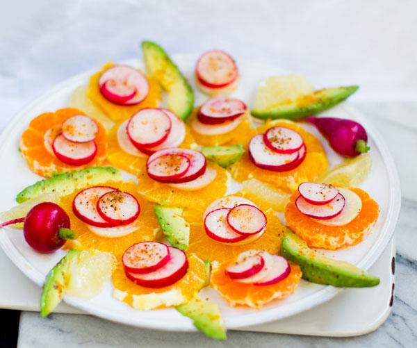 Салат из молодого редиса: рецепты приготовления - фото №5