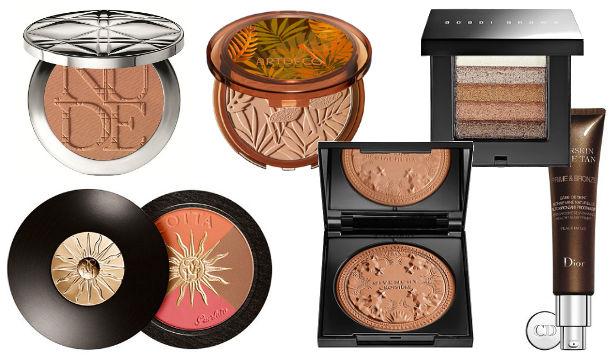 Особенности летнего макияжа 2014 - фото №2