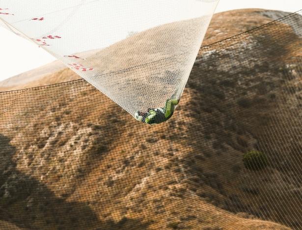 прыжок с 7000 метров