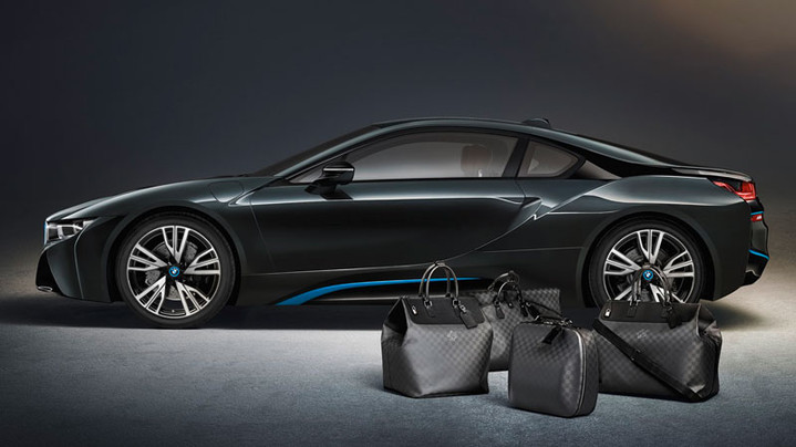 Бренд Louis Vuitton начал сотрудничество с маркой BMW - фото №1