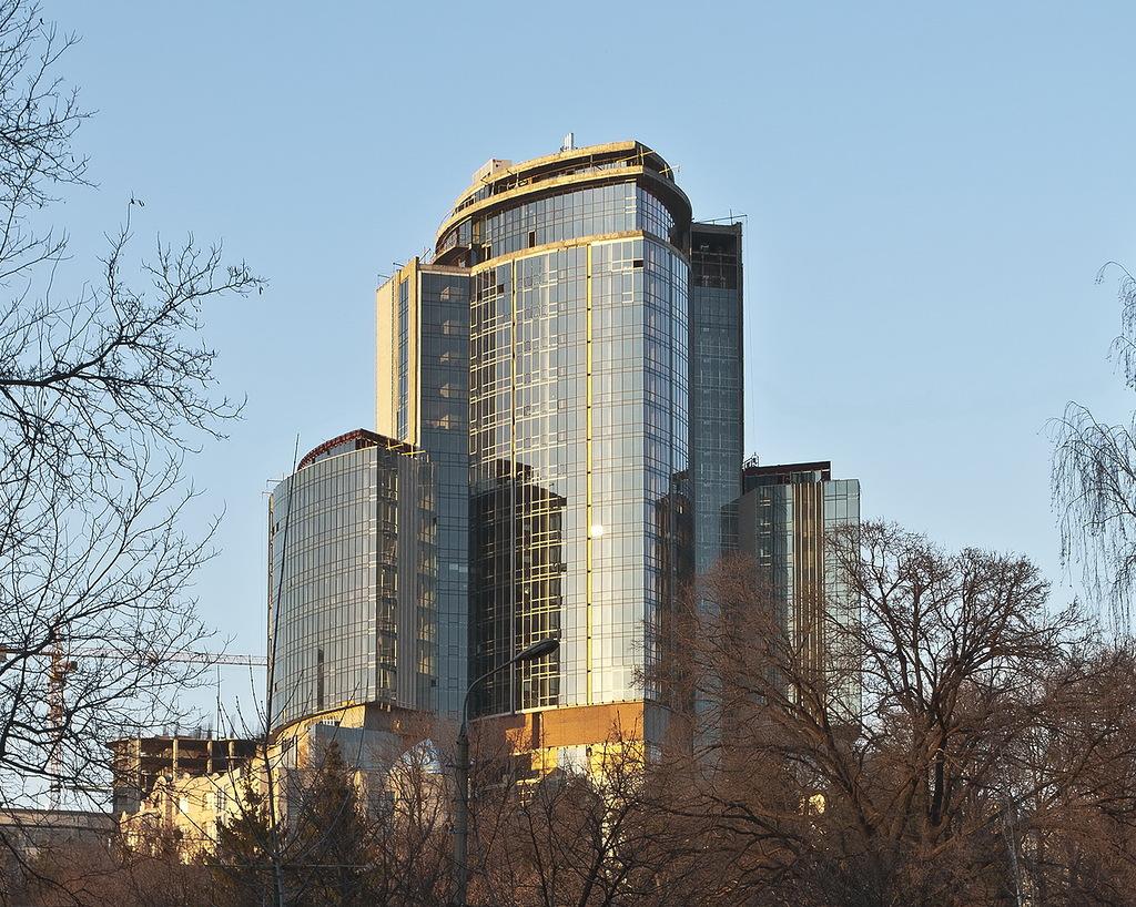 Топ 10 небоскребов Украины - фото №5