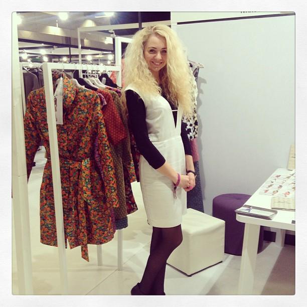 Анастасия Иванова представила новую коллекцию в Париже - фото №10