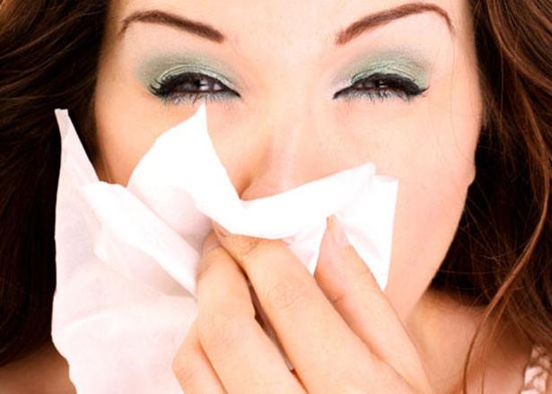 Как краситься во время простуды - фото №1