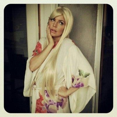 Ферги презентовала свой костюм на Хэллоуин - фото №1