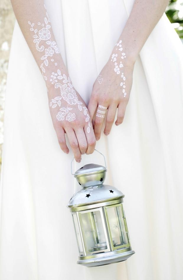 Свадебные переводные флеш-тату: что это и зачем они нужны - фото №2