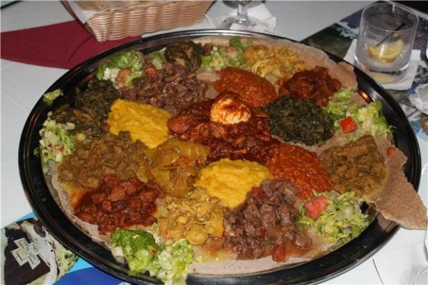Эфиопская кухня