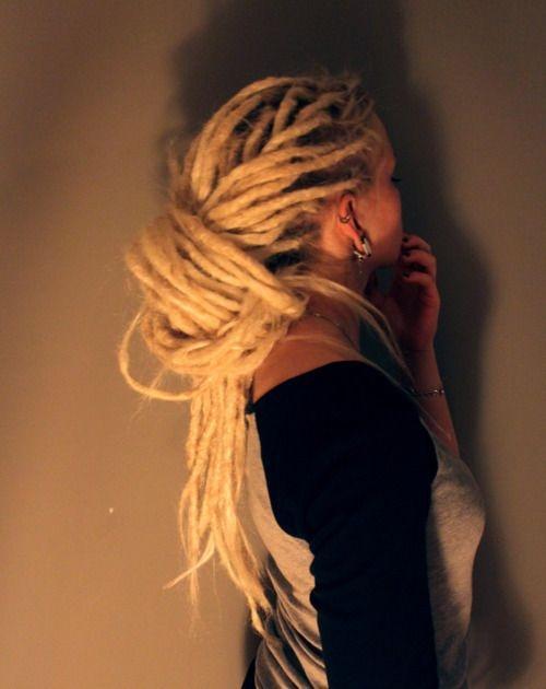 Дреды, которые можно быстро снять, не обрезая волосы: канелон или де дреды (+ВИДЕО) - фото №4