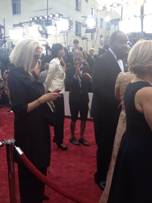 Прямая трансляция церемонии Оскар 2014 - фото №76