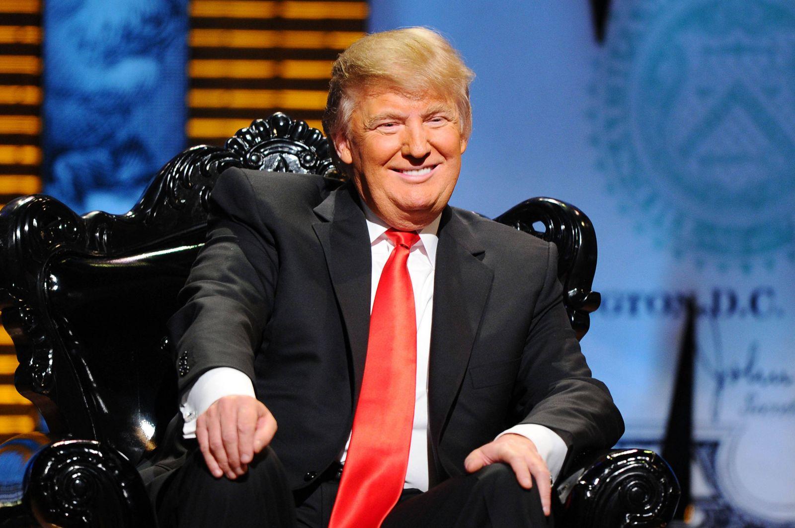 Дональд Трамп - фото №2