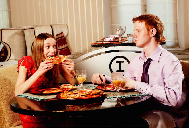 Что, как и сколько есть во время свидания - фото №1