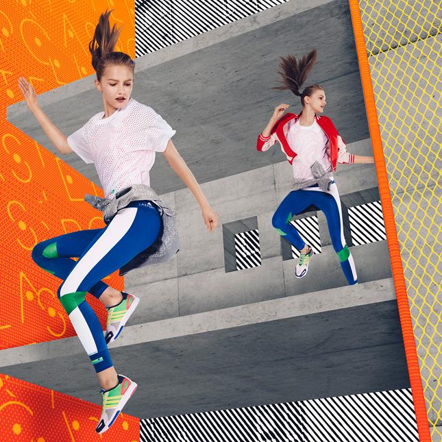Как увлекаться спортом, не жертвуя стилем: adidas StellaSport - фото №2