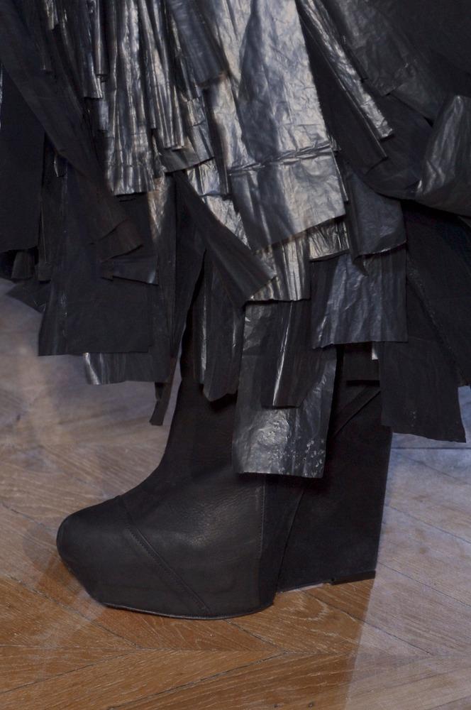 Неделя моды в Париже: Gareth Pugh FW 2013-2014 - фото №5