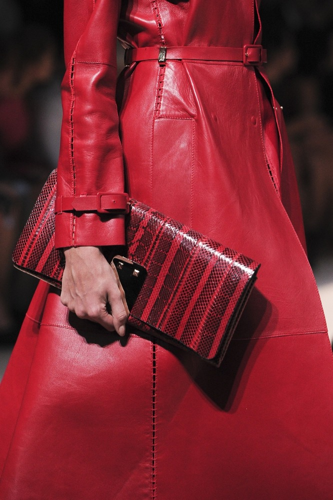 Неделя моды в Париже: показ Valentino - фото №3