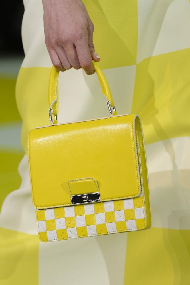 Неделя моды в Париже: шахматная доска от Louis Vuitton - фото №10