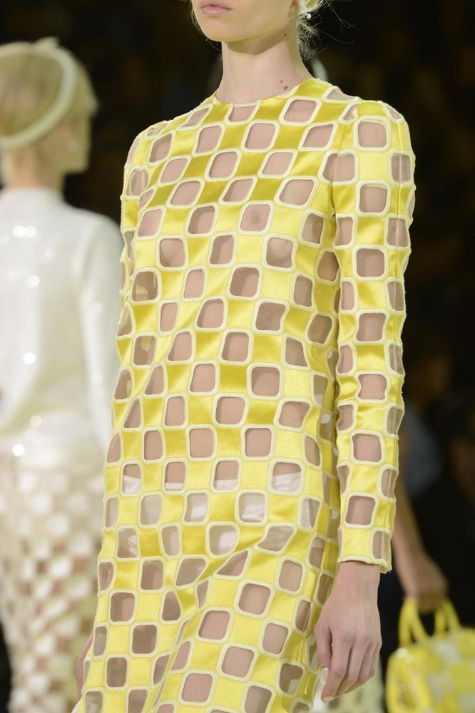 Неделя моды в Париже: шахматная доска от Louis Vuitton - фото №9